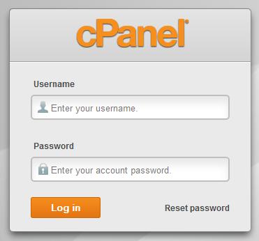 CyberHub cPanel Login