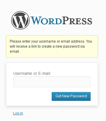 How to login to your WordPress admin account